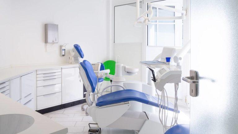 Behandlungszimmer 3 in der Zahnarzt Praxis Finkeldey und Dr. Laurisch